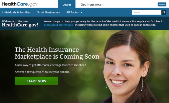 healthcare-gov-homepage