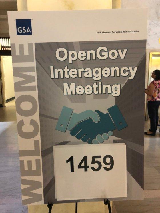 opengov interagency